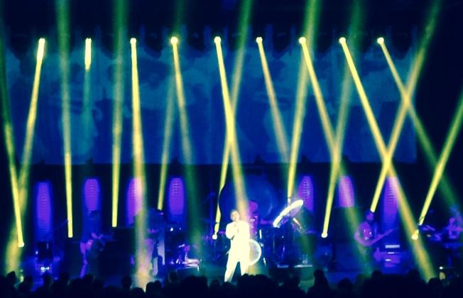 Morrissey @ Finlandia-talo 15.11.2014