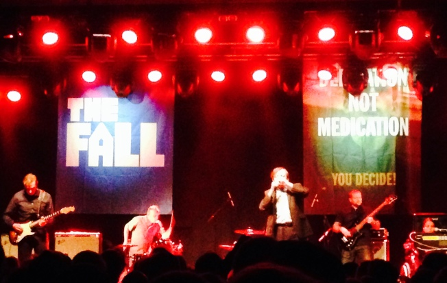 The Fall @ The Circus, Helsinki
