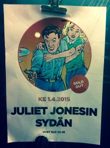 JJS Poster