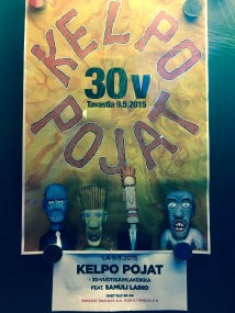 Kelpo Pojat poster